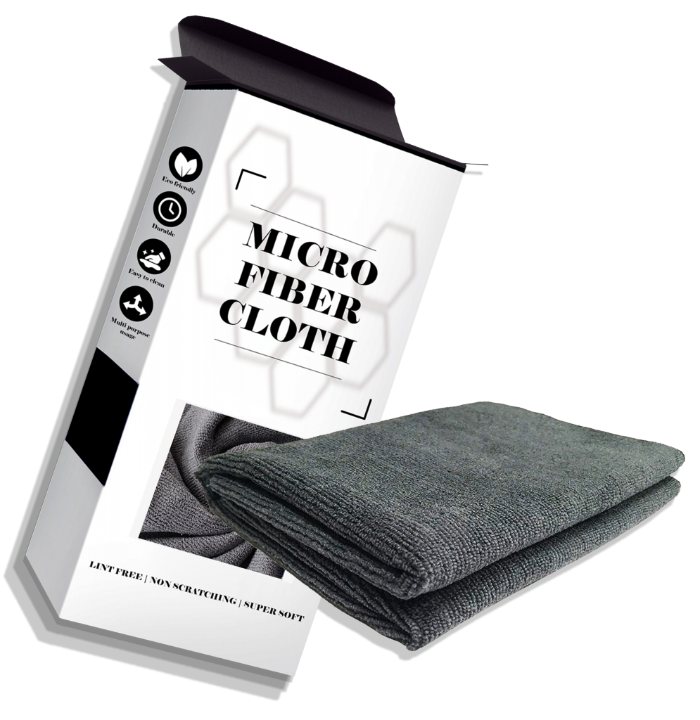 Crixus car cleaning cloth 280GSM